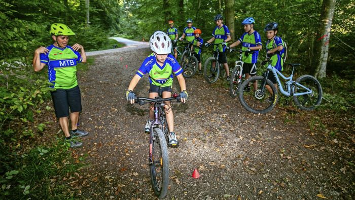 Radsport in Esslingen: Mountainbiker auf Konfliktkurs