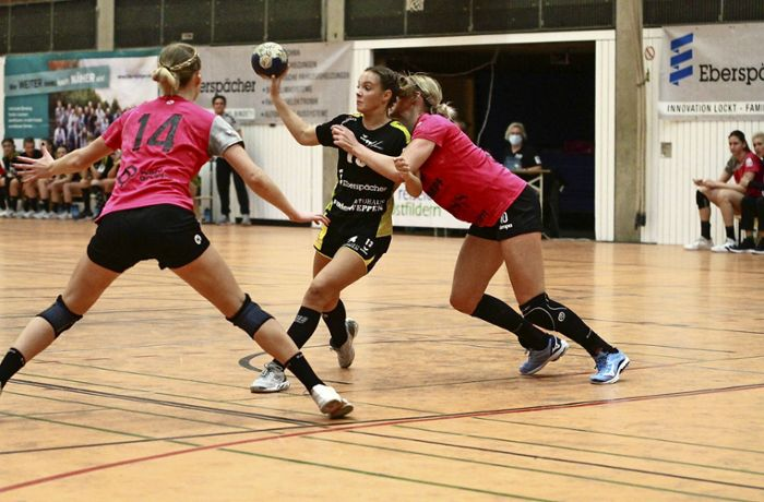 Handball-3.Liga: Kicken und Trainingspause