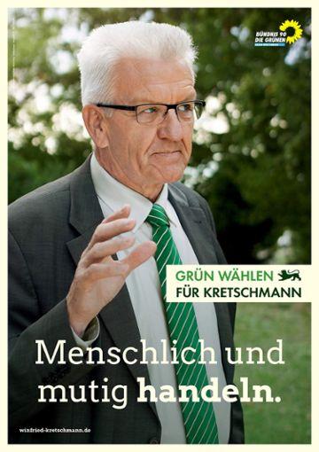 Aber Schauen Die Wahler Zuruck Zur Wirkung Und Asthetik Von Wahlplakaten Kandidaten Schauen Dich An Kreis Esslinger Zeitung