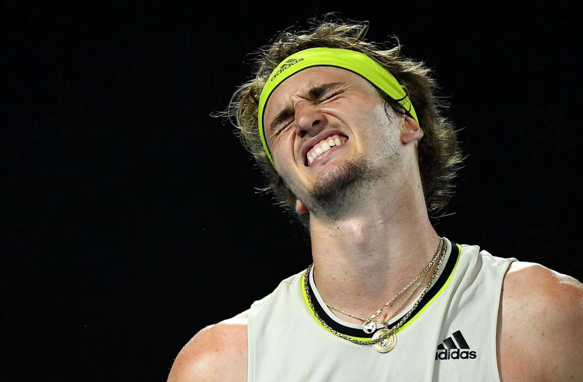 Tennis-Profi 			-		Alexander Zverev. (Archivbild) Foto: AFP/WILLIAM WEST