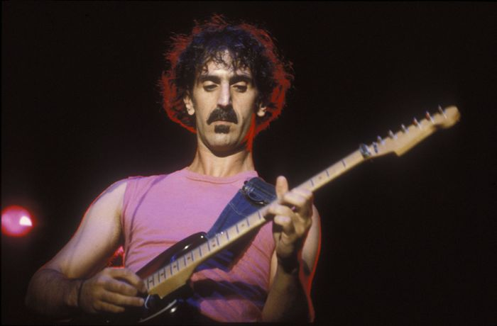 """Zappa – The Movie"" Soundtrack: Aus den Archiven des Workaholics Frank Zappa"