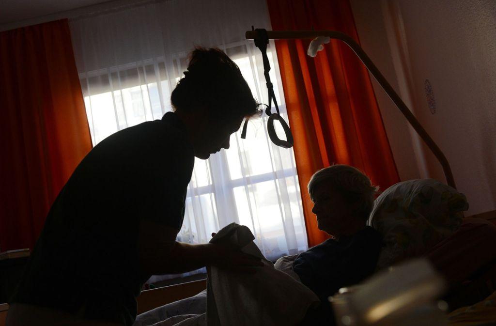 corona in pflegeheimen