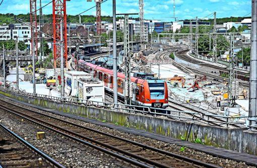 Fahrzeit Stuttgart