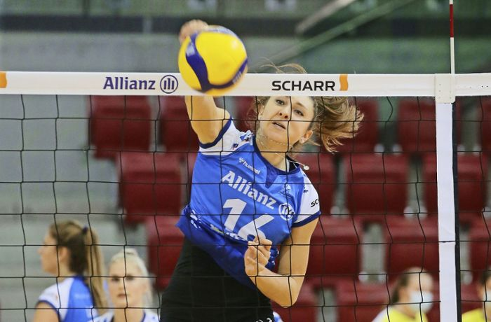 Volleyball – Champions League, Frauen: Stuttgarter Volleyballerinnen gelingt Sensation