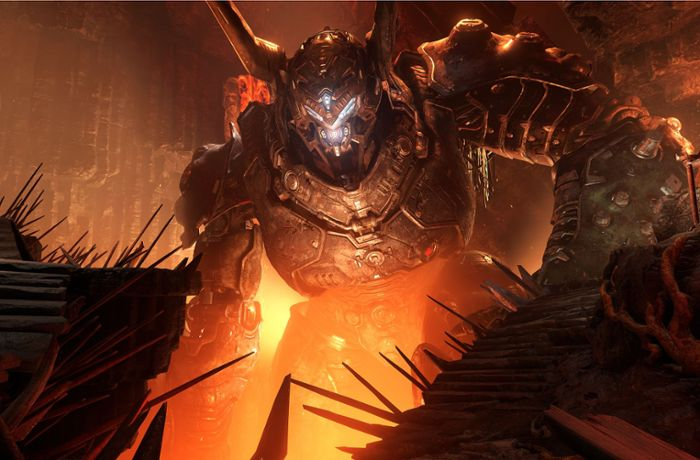 Doom Eternal im Test: Ego-Shooter im Death-Metal-Modus