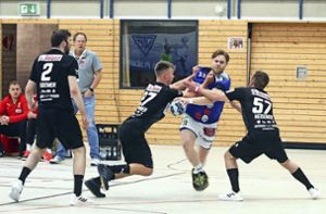 Handball-3.Liga: TV Plochingen – leere Ränge, volle Intensität