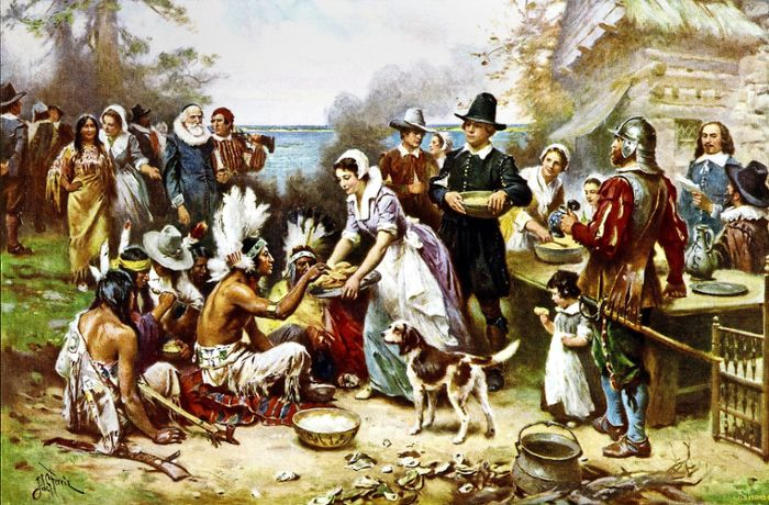 Thanksgiving in den USA: Picknick mit Folgen