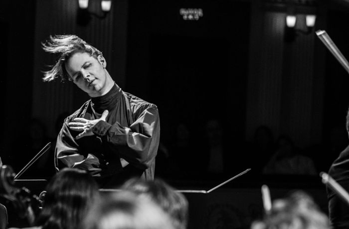 Teodor Currentzis: Dancefloor mit Beethoven