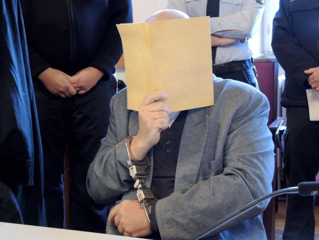 Das Gericht Stellte Die Besondere Schwere Der Schuld Fest Hochststrafe Im Ellwanger Mordprozess Verhangt News Esslinger Zeitung