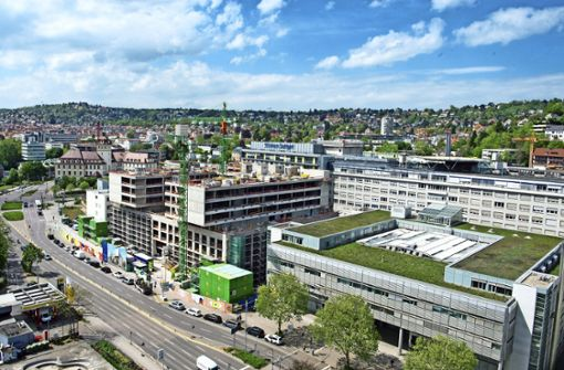 Klinikum Stuttgart International Unit